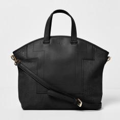 Iconic ensemble vegan leather bag (various colours)