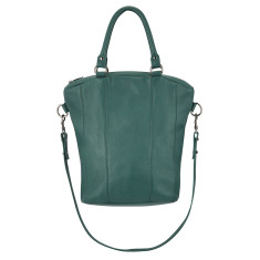 Some secret place leather handbag in green