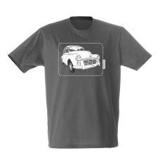 Morris minor men's t-shirt