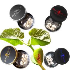 Magic message beans (various colours)