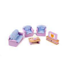 Tidlo toy living room set
