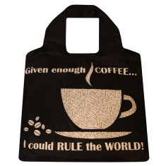 Coffee SAKitToMe tote