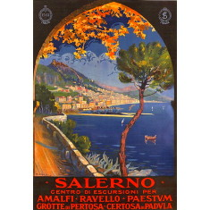 Salerno vintage wall tile