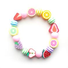 Fruit salad elastic bracelet