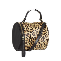 Sanchez sac in leopardo