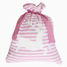 Classic Santa sack in pink