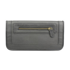 Santiago ladies wallet in espresso