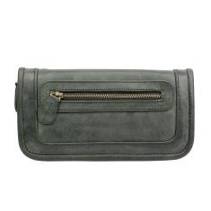 Santiago ladies wallet in licorice