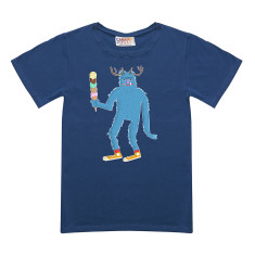 Stanley kid's blue t-shirt
