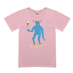 Stanley kid's pink t-shirt