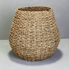 Seagrass angular basket