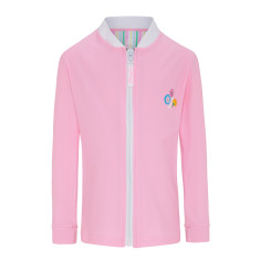 Girls' UPF 50+ Bloom Sun Jacket Long Sleeve