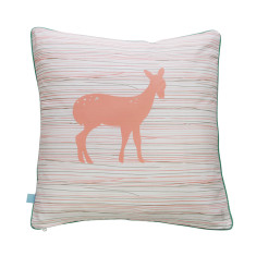 Oh deer scatter cushion