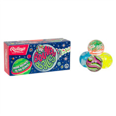Ridley's utopia bouncy balls (set of 4)