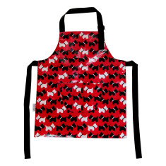 Kids' scotty dog apron