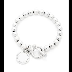 Ivy personalised pendant bracelet