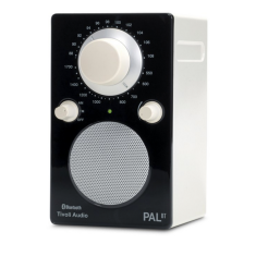 PAL BT portable bluetooth radio in black