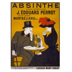 Absinthe Extra-Superieure vintage poster
