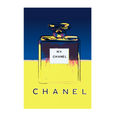 Chanel No.5 vintage poster