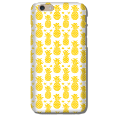 Pineapples summer iPhone 4/5/6 case