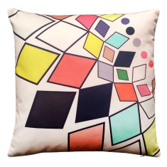 Candy Lane gems cushion cover