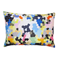 Pixel cushion cover