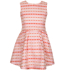 Girls' sprinkles dress