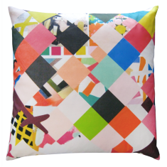 Yule Euro cushion cover