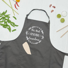 The Most Amazing Grandma Cooking Apron