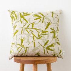 Correa & Pebbles cushion cover