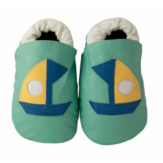 Sea change baby shoes