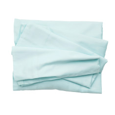 Seafoam straight sheets