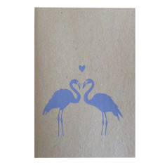 Flamingoes notebook