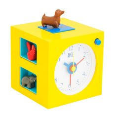 Kids' Alarm clock with animal voices