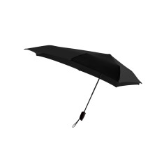 Senz automatic pure black pocket umbrella