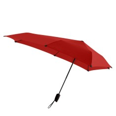 Senz automatic red pocket umbrella