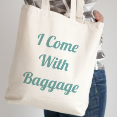 Create Your Own Quote Tote Bag
