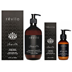 Seville orange blossom hand wash and lotion gift set