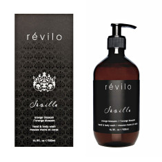 Seville orange blossom hand & body wash
