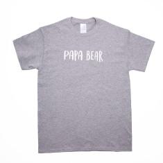 Papa Bear Men's T Shirt