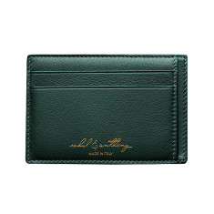 Audace Unisex Card Holder - Abyss/Forest