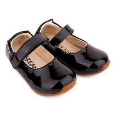 Mary-Jane shoes in black