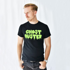 Ghost Buster Halloween Men's Tee