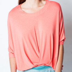 Freya bamboo knit top