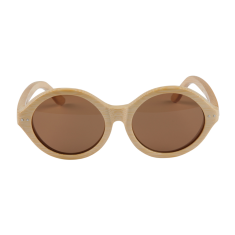 Shazz natural bamboo sunglasses