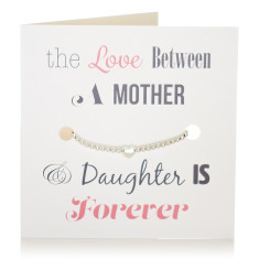 Family bracelet & card set (various designs)