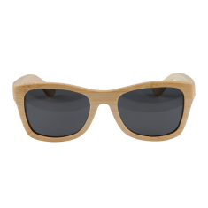 Sheeno natural bamboo sunglasses