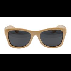 Sheeno natural bamboo sunglasses