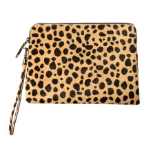 Mink Clutch - Cheetah