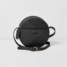 Carousel Cross Body Bag - Vegan Leather (Various Colours)